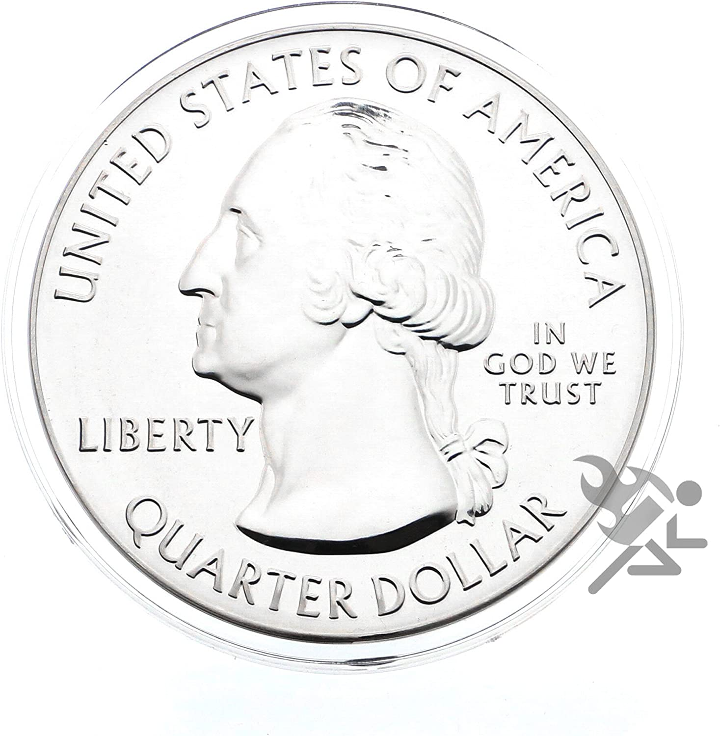 Air-Tite Z5 Protectors for all 5oz America The Beautiful Silver Coins . US-MADE