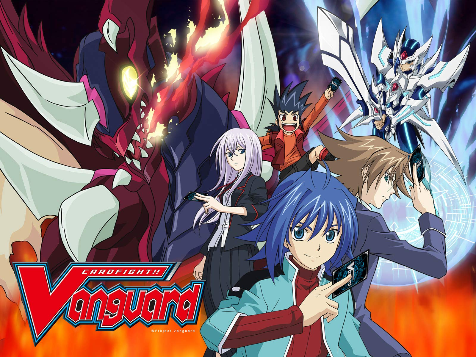 CARDFIGHT!! Vanguard on Amazon Prime Video UK