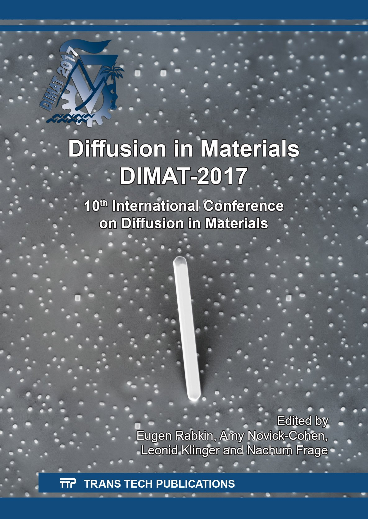 Read Online Diffusion in Materials DIMAT - 2017 (Defect and Diffusion Forum) pdf