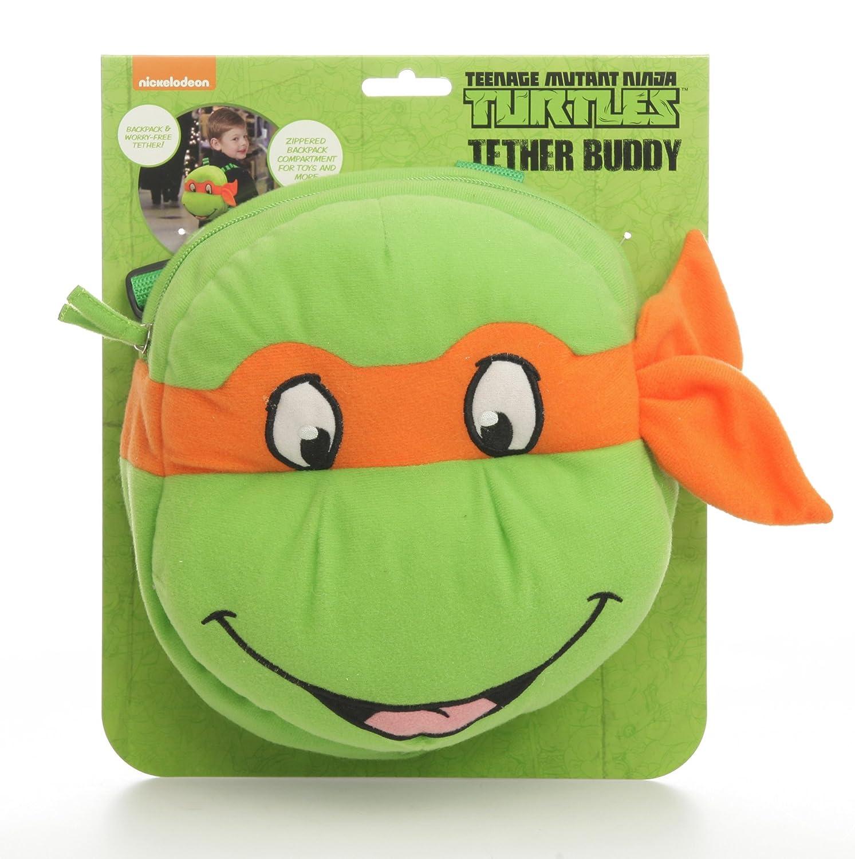 Amazon.com: Teenage Mutant Ninja Turtles Tether Buddy, Verde ...