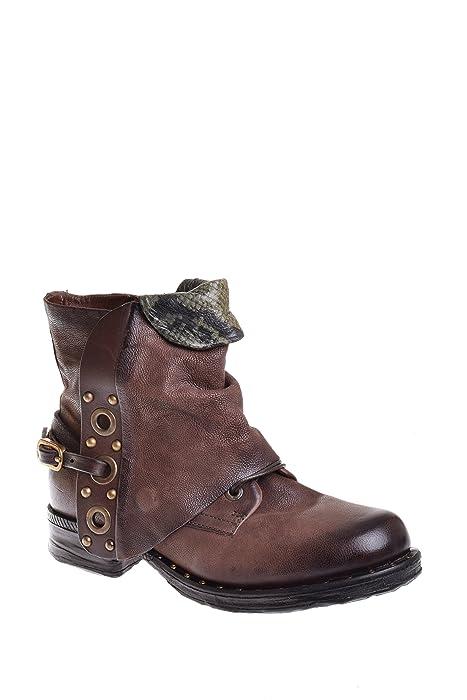 3. Scanlon Women's Combat Boots