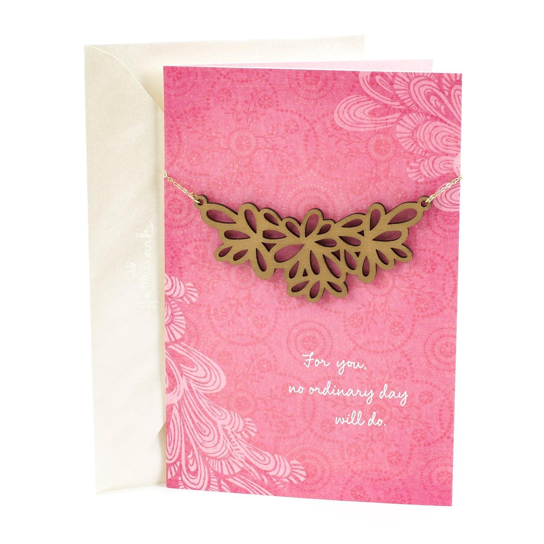 Amazon Hallmark Signature Greeting Card For Mom Birthday Or
