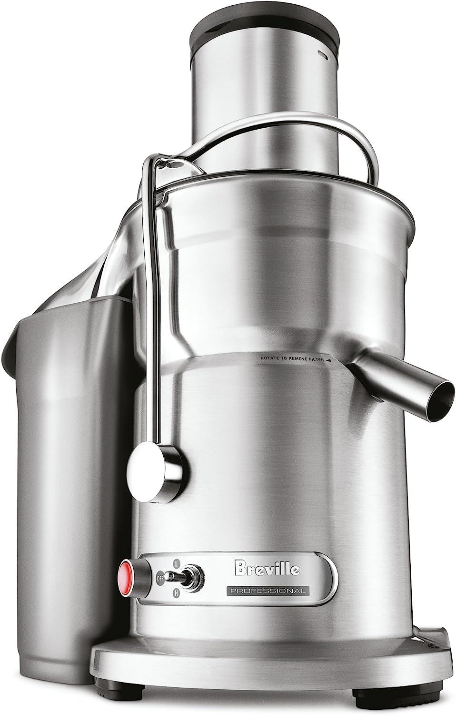 Review of Breville 800JEXL Juice Fountain Elite Juice Extractor