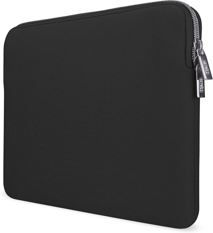 SILVER ARTWIZZ Neoprene Sleeve Custodia Protettiva Borsa In Pile MacBook 12