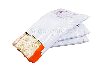 Securement POD Courier Bags - 12 x 16 inch (500 pcs)  Amazon.in ... a2fbac9d9a