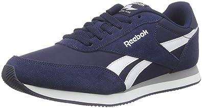 Reebok Herren Royal Classic Jogger 2 Sneakers, Blau