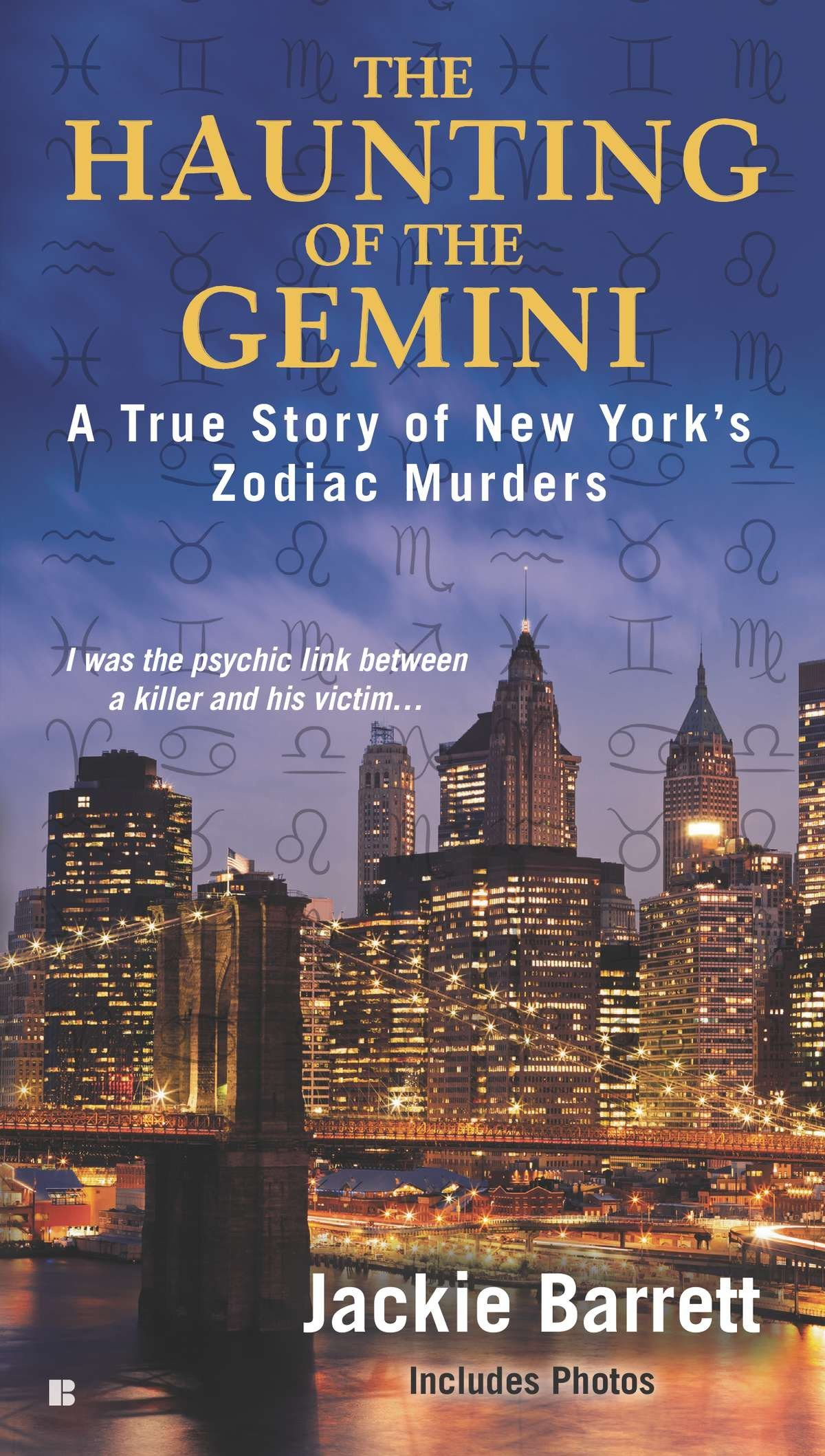 The Haunting of the Gemini: A True Story of New York's Zodiac Murders ebook