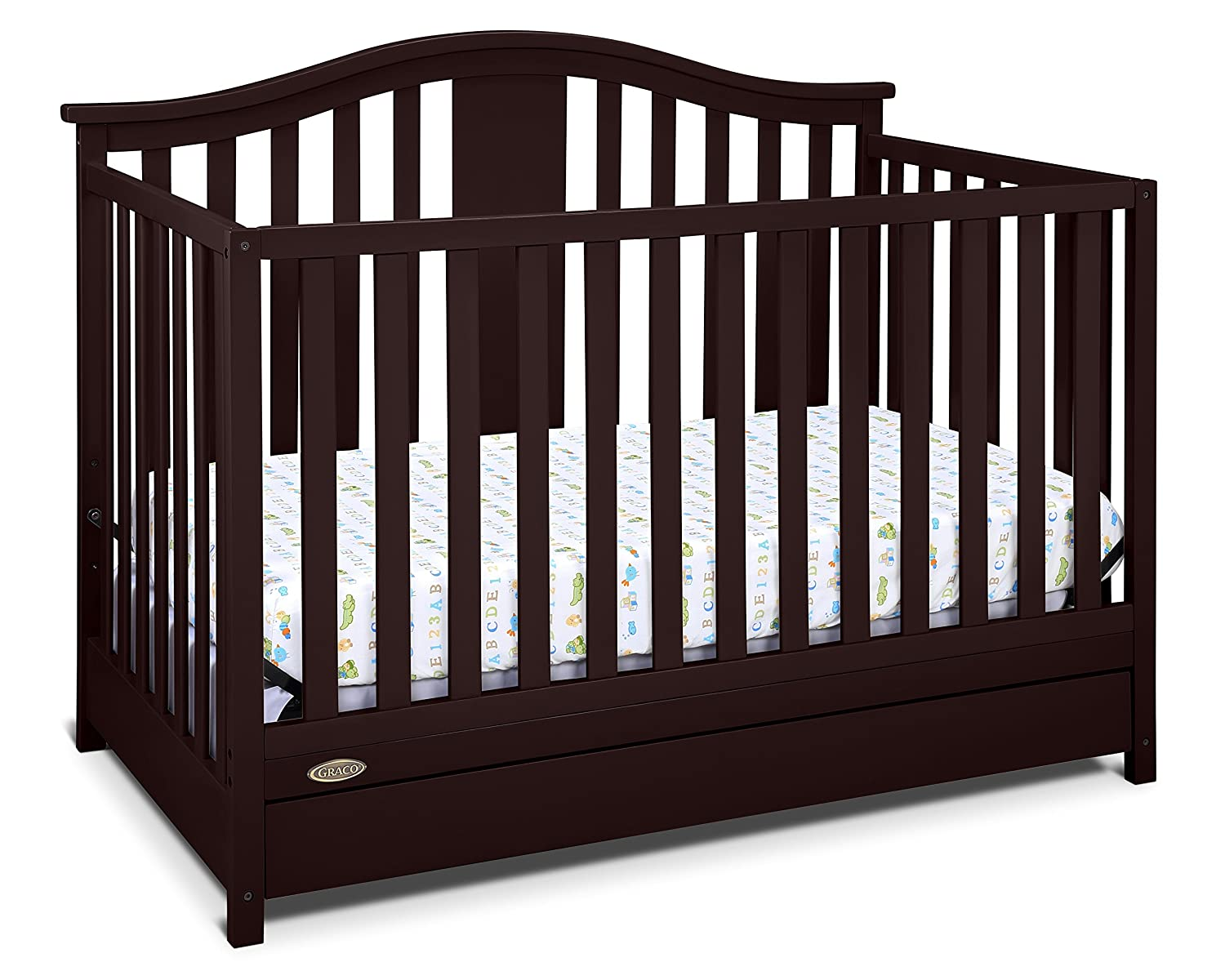 grey ip graco canada crib en convertible cribs walmart lauren in signature