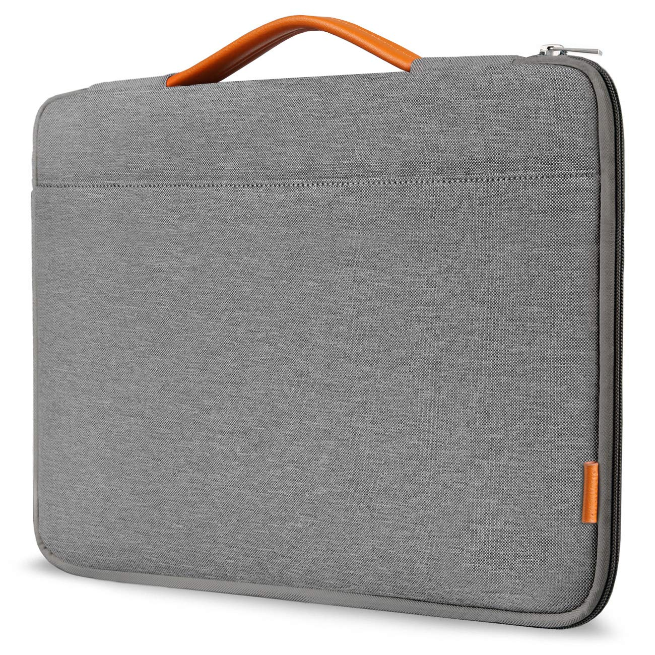 Inateck 13-13.3 Inch Sleeve Case Briefcase Cover Protective Bag Ultrabook Netbook Carrying Protector Handbag Compatible 13'' MacBook Air/MacBook Pro(Retina) 2012-2015, 2018/2017/2016 Dark Gray by Inateck