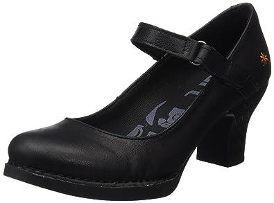 Art Rio Black, Schuhe, Absatzschuhe, Pumps, Schwarz, Female, 36