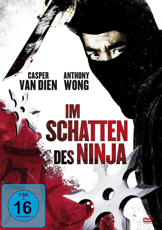 Im Schatten des Ninja [Alemania] [DVD]: Amazon.es: Casper ...