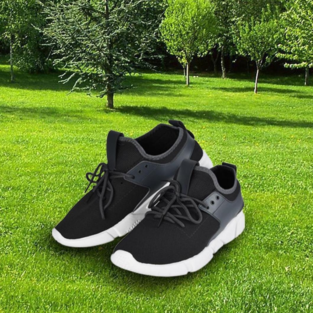 e1aad6f5d7 Btruely Herren Turnschuhe Sportschuhe Männer Sneakers Freizeitschuhe  Bequeme Trainers Schnürer Laufschuhe Mode Schuhe Junge: Amazon.de:  Bekleidung
