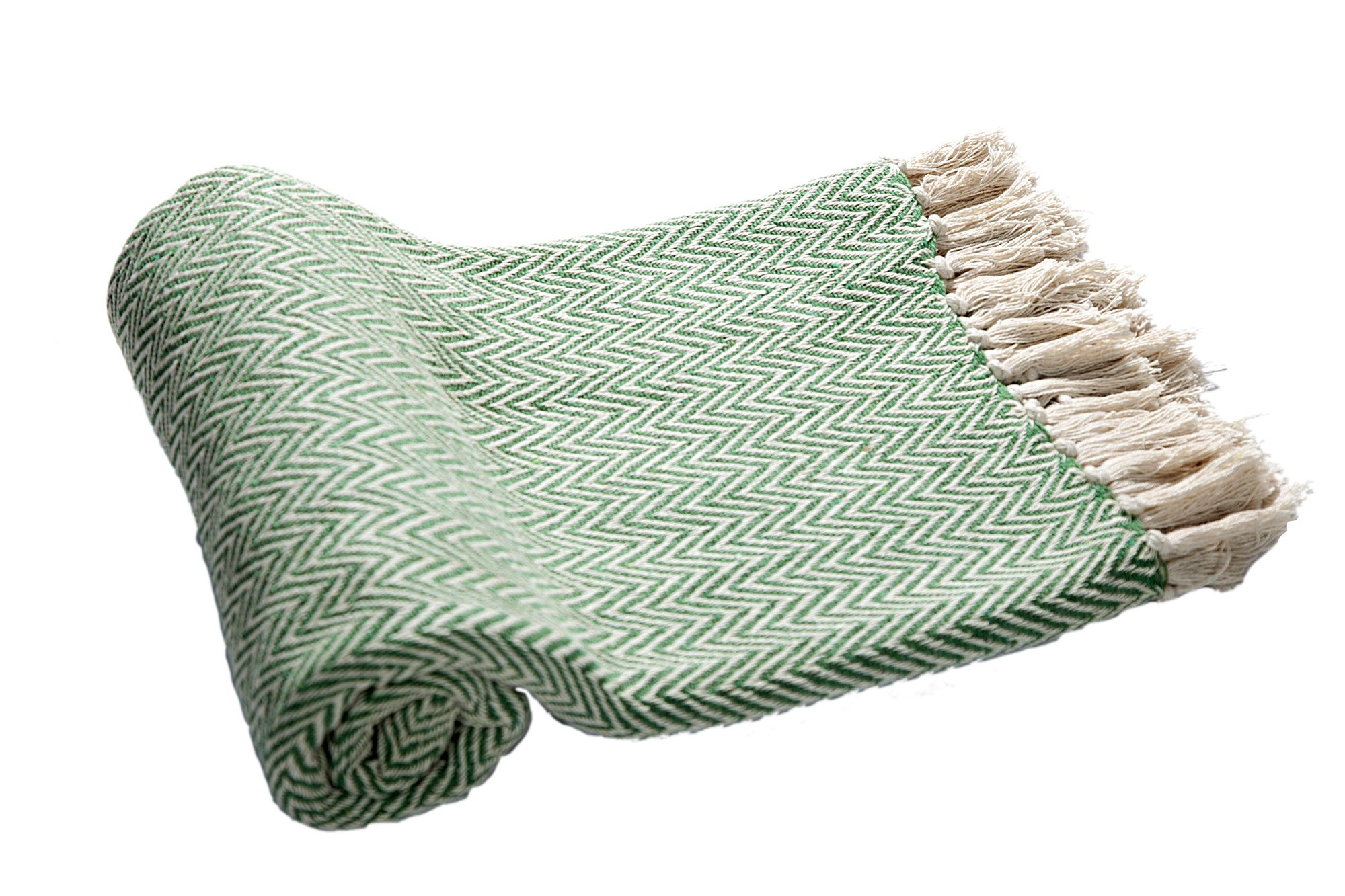 Large 100/% Cotton Sofa Blanket Double Bed Throw Arm Chair Covers 7 Colours