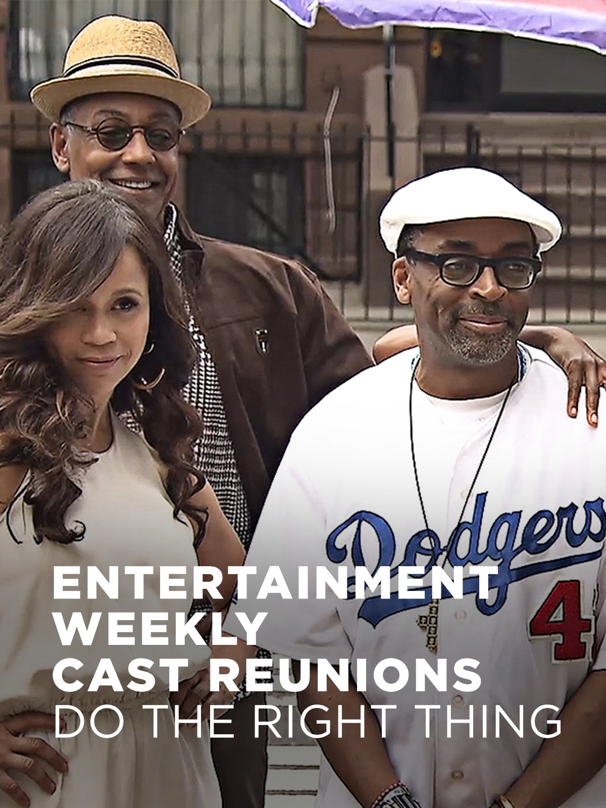 Entertainment Weekly Cast Reunions: Do The Right Thing on Amazon Prime Video UK