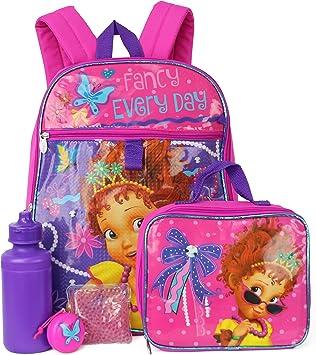 "Fancy Nancy /""Fancy Everyday/"" 16/"" Backpack /& Lunch Bag Combo Set"