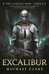 Excalibur: The Camelot Wars (Book One) (1) Paperback