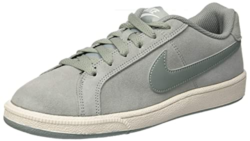 reputable site e2032 76840 Nike Women s WMNS Court Royale Suede Fitness Shoes, Multicolour Mica  Green Phantom 300,