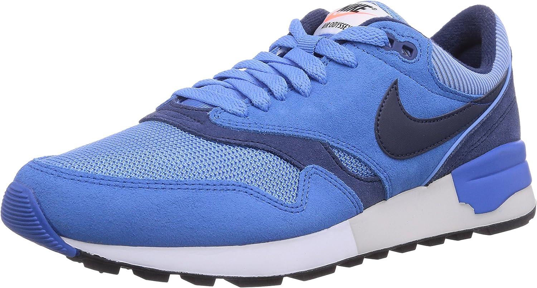 Nike Air Odyssey - Zapatillas de Running para Hombre Azul, Talla 41: Amazon.es: Zapatos y complementos