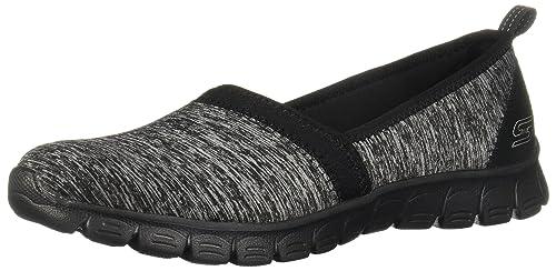 dc7306ad19d7 Skechers Women s EZ Flex 3.0 - Swift Motion Loafers   Slip-ONS Shoe ...