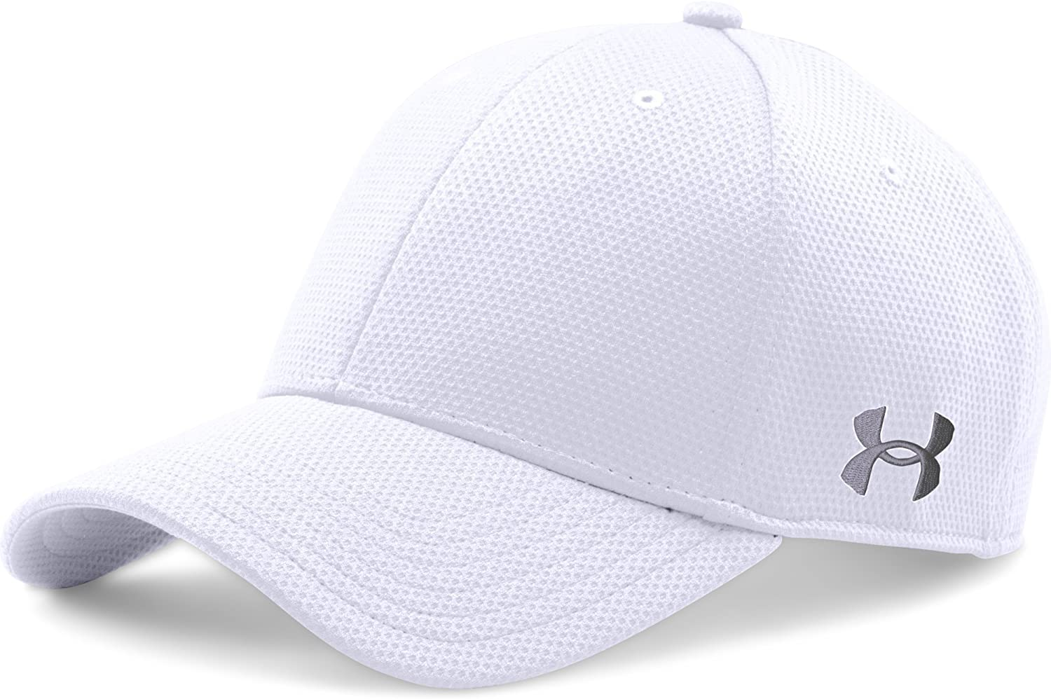 Under Armour Men's Curved Brim Stretch Fit Hat