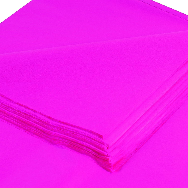 Cerise Pack of 480 Gift Grade 20 x 30 BOX USA BT2030F Tissue Paper