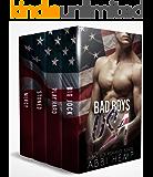 Bad Boys USA: Romance Box Set (American Alpha Males Collection Book 1)