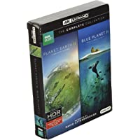 Planet Earth II/ Blue Planet II [Blu-ray]
