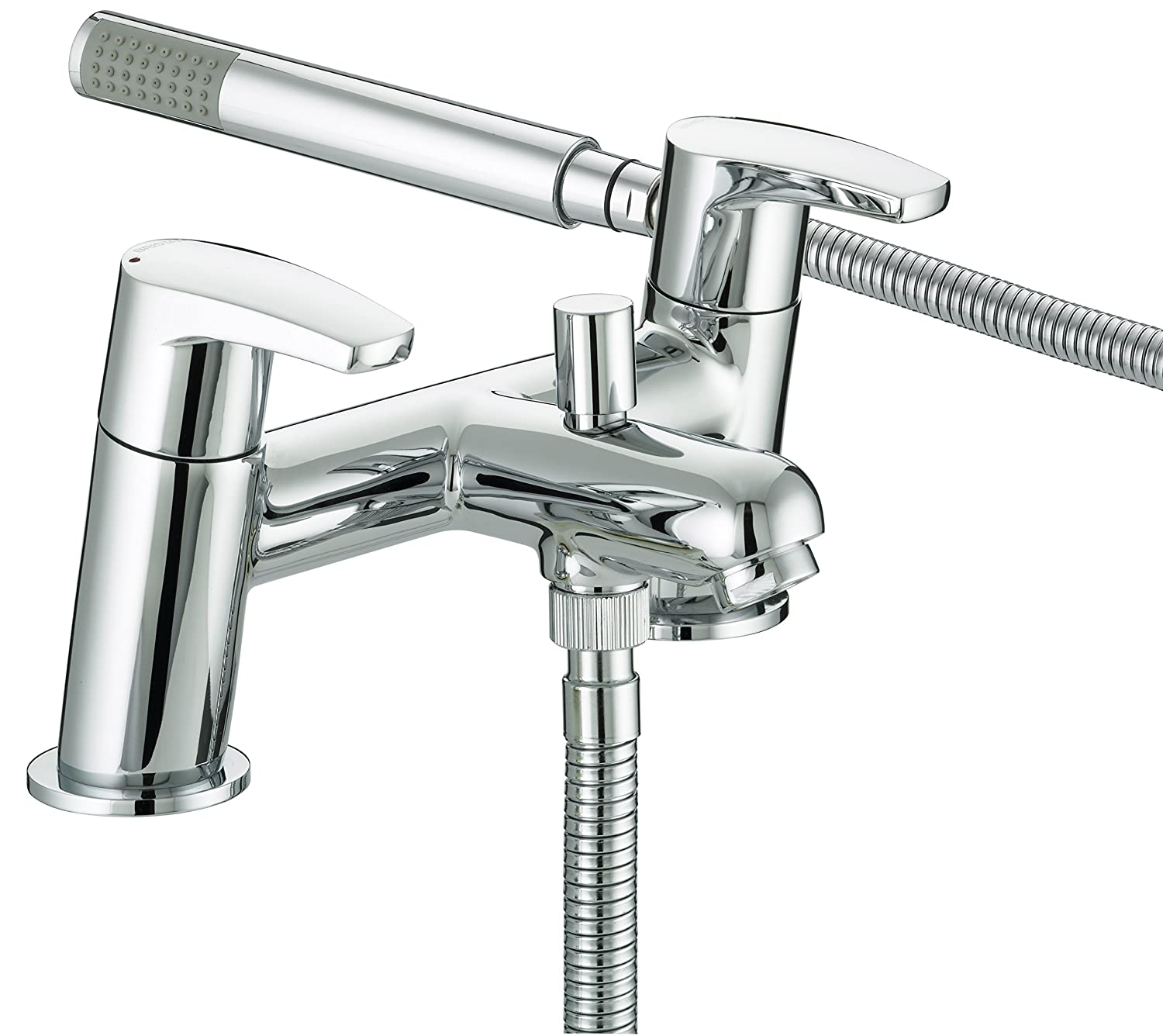 Bristan OR BSM C Orta Bath Shower Mixer - Chrome Plated: Amazon.co ...