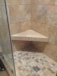 21 5 Quot X21 5 Quot X30 Quot Triangular Innovis Better Bench Shower