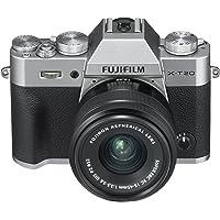 Fujifilm X-T20 with XC15-45mm lens (Silver)