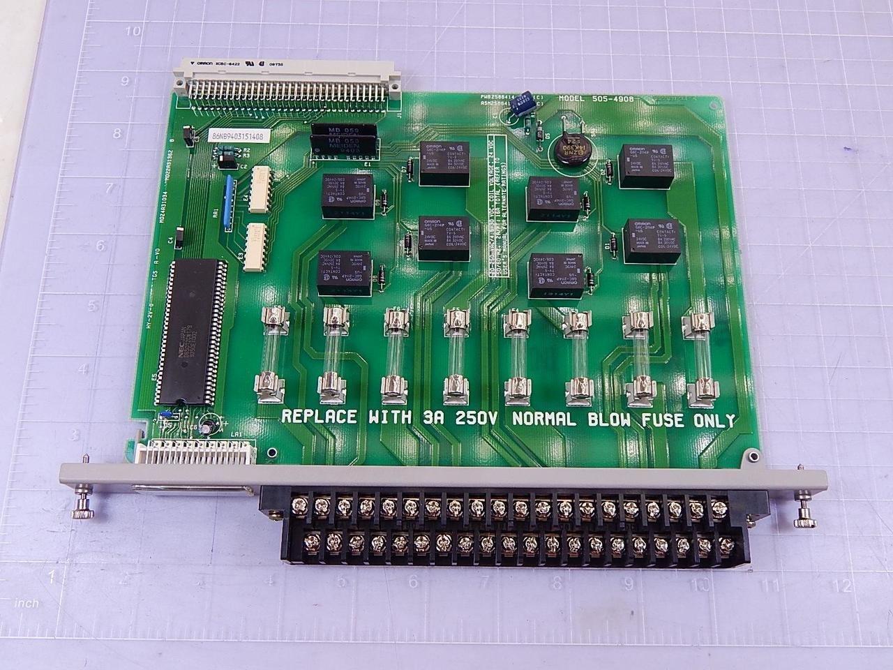 81yxNvN2VIL._SL1280_ siemens 505 4908 relay output module plc cti texas instruments ti  at aneh.co