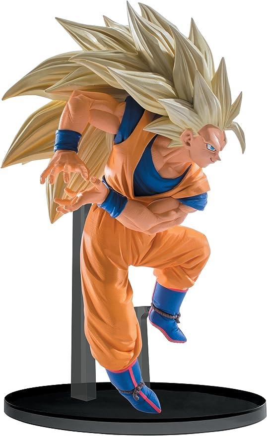 Dragon Ball Super Z Chosenshiretsuden Figure Toy SS3 Super Saiyan 3 Goku BP19899