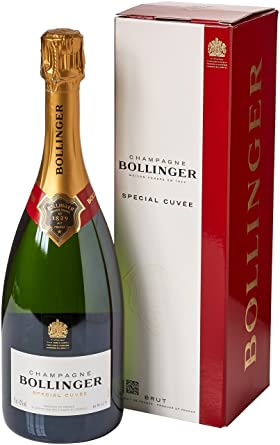 Bollinger Special Cuvée Champagne With Gift Box 1 X 075 L Amazon