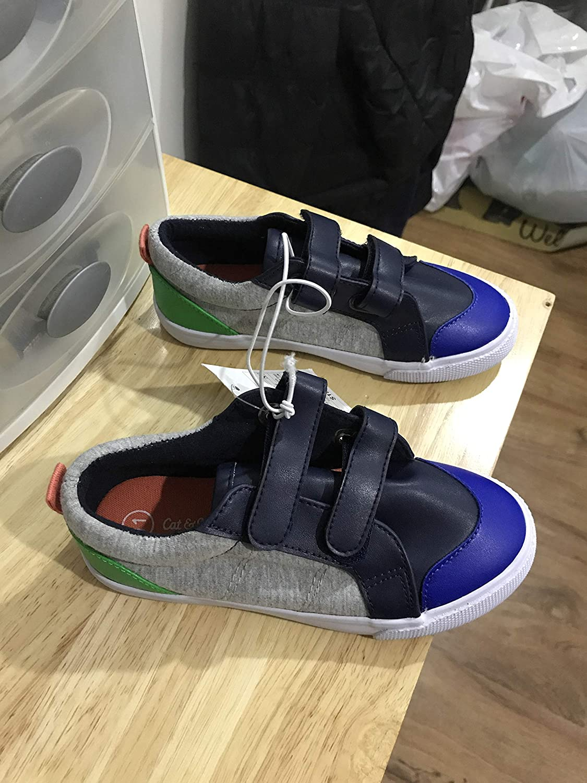 Amazon.com   cat \u0026 jack Boys Shoes Size