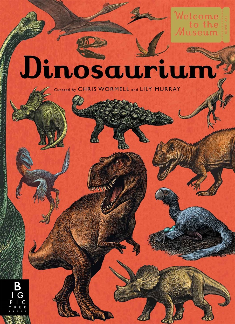Dinosaurium (Welcome To The Museum)