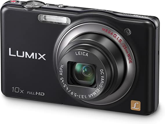 Panasonic Lumix Dmc Sz7eg K Digitalkamera 2 9 Zoll Kamera