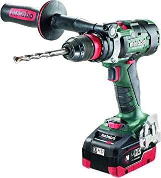 Metabo BS 18 LTX-3 BL Q I 2x 5.5Ah LiHD kit featured image 2