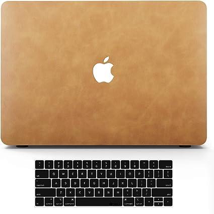 Macbook Case (Pro13 A2251 A2289 A2159 A1989 A1706 A1708, Brown)