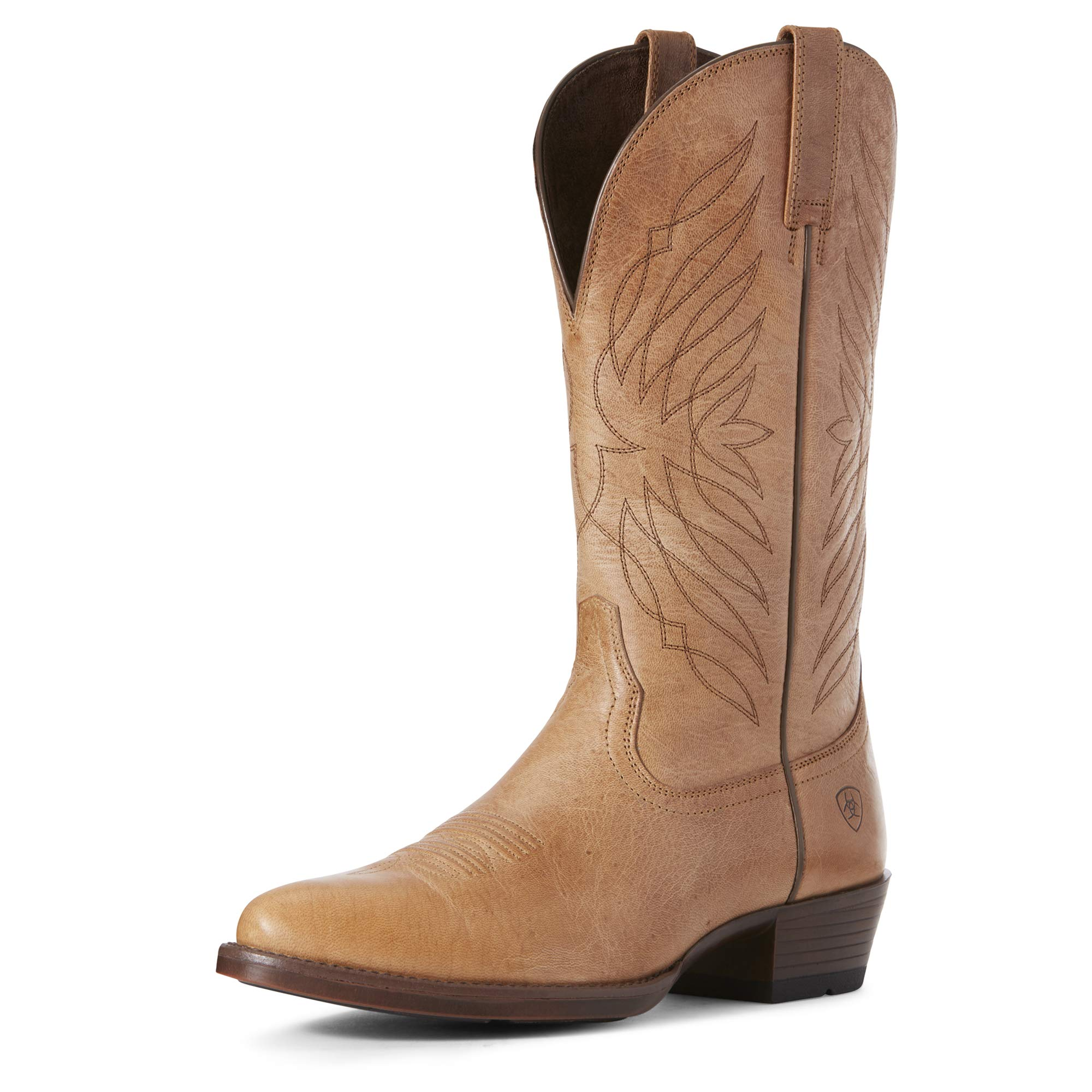 Ariat Men's Uptown Ultra Western Boot, Weathered Pebble, 11EE by ARIAT
