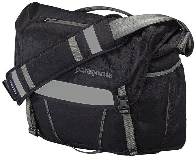 40d13a249f9c Amazon.com  Patagonia Half Mass Messenger Bag - Black  Sports   Outdoors