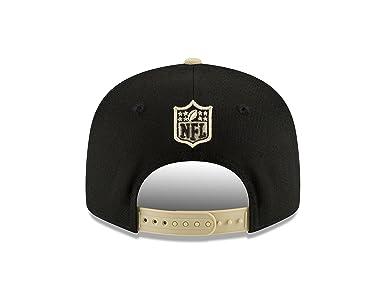outlet store 98035 88c70 Amazon.com  New Era New Orleans Saints 2018 NFL Draft Spotlight Snapback  9Fifty Adjustable Hat  Clothing