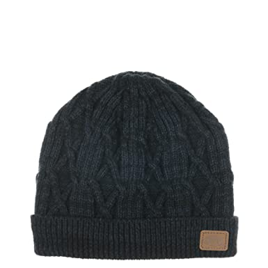 c3db02cb754 Animal Mens Bear Knit Beanie  Amazon.co.uk  Clothing
