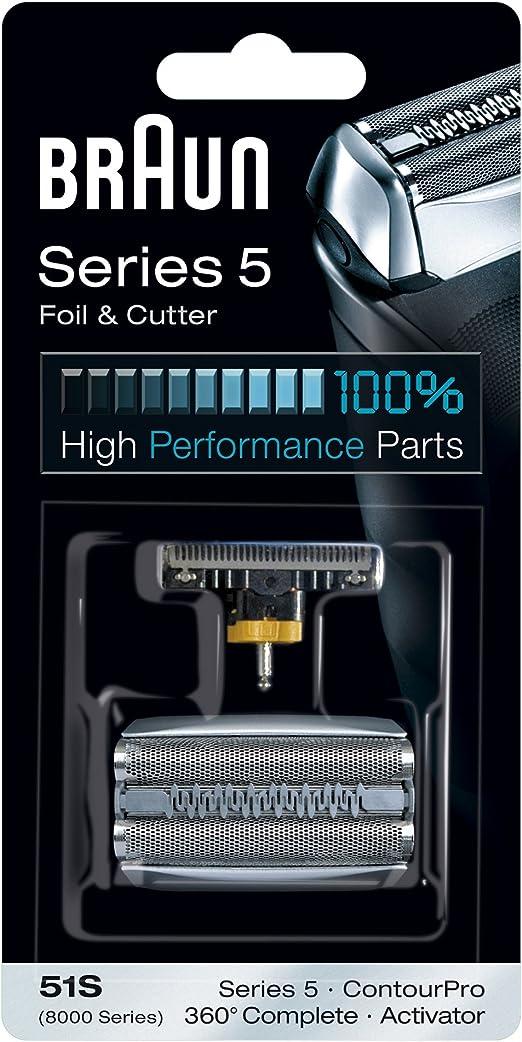 Braun Recambio de la afeitadora eléctrica 51S, compatible con las ...