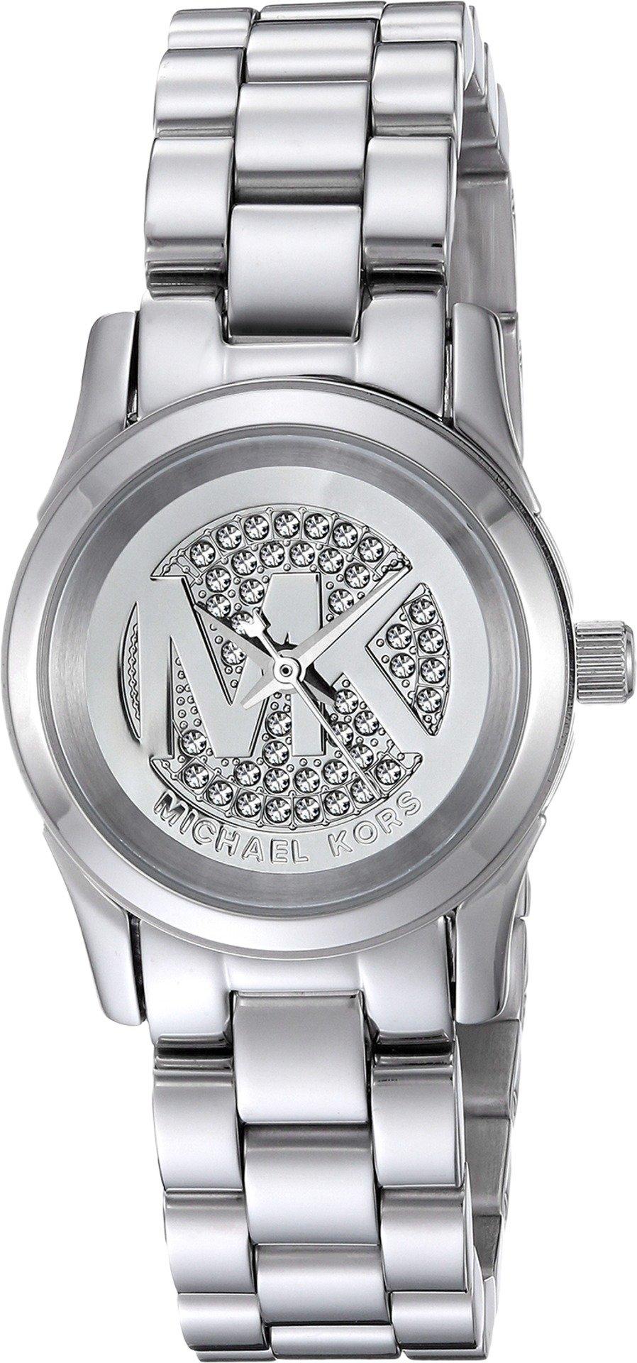Michael Kors Women's MK3303 Silver One Size