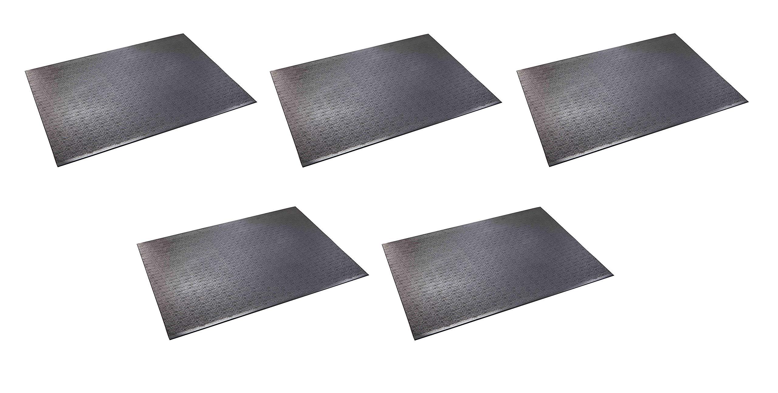 SuperMats 27GS Solid Equipment Mat (Вundlе оf Fіvе)