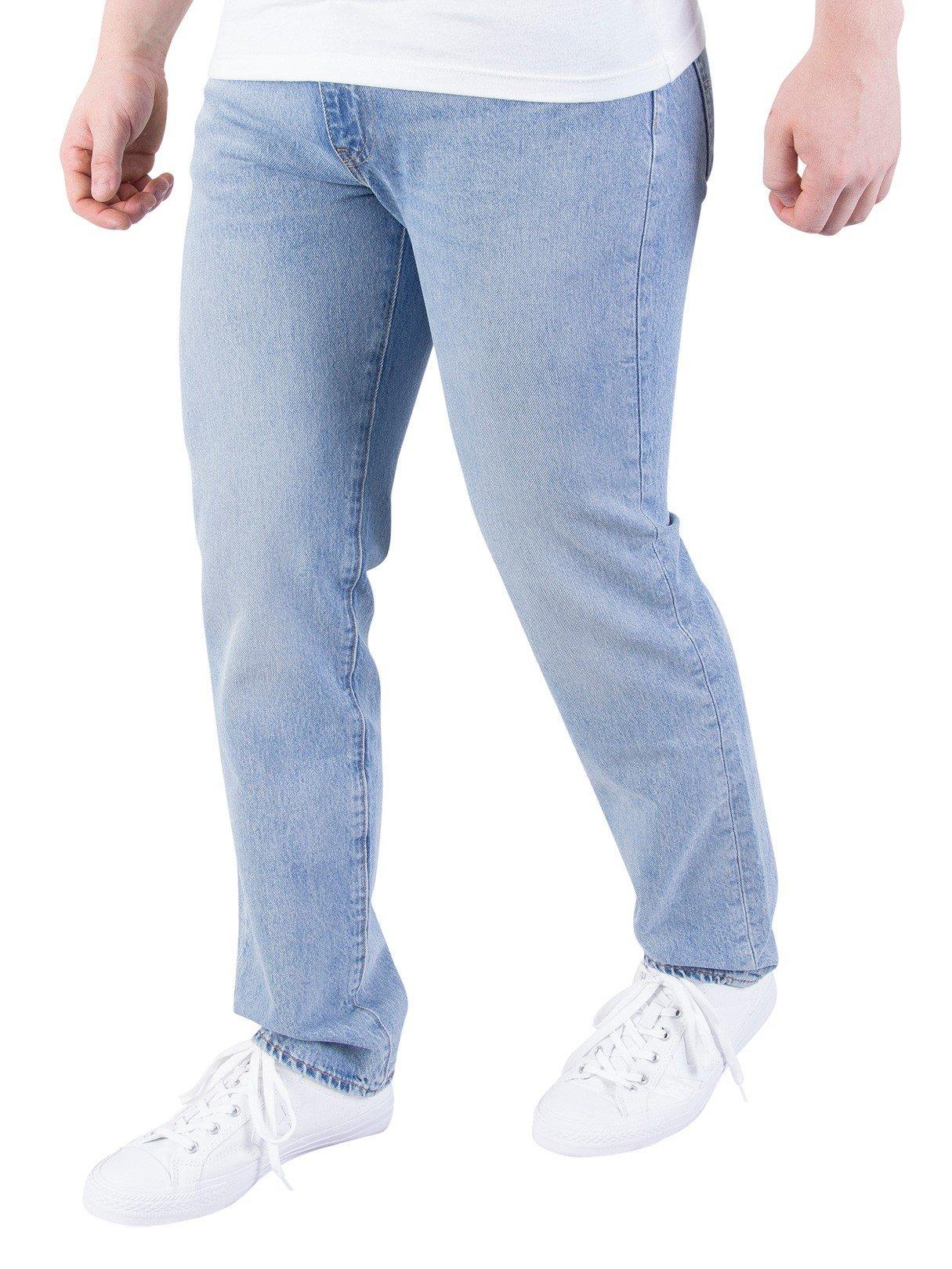 Levis 511 Slim Fit Jeans 32W x 34L Ocean Parkway Warp Str