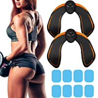2 PCS Butt Hips Trainer Upgrade Muscle Buttock Toner Fitness Training Gear Home...