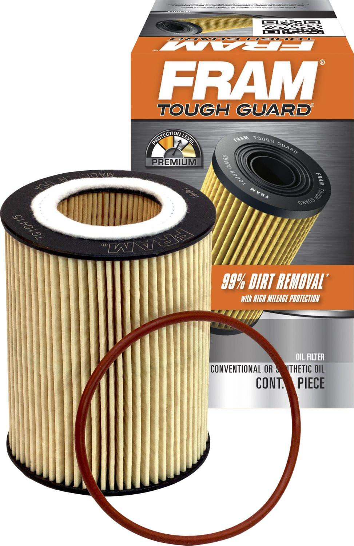 FRAM TG10415 Tough Guard Full-Flow Cartridge Oil Filter