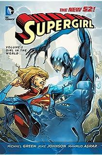 Amazon com: Supergirl Vol  1: Last Daughter of Krypton (The