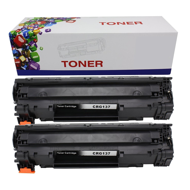 50 PK Toner Cartridge for Canon 137 ImageClass MF217w MF212w MF227dw 9435B001